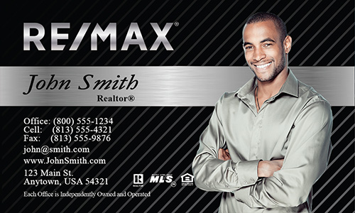 Remax business card design 101151 colourmoves