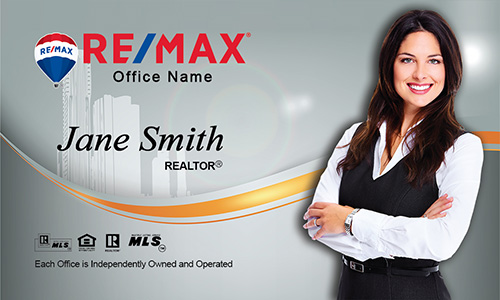Remax realtor business card templates online free shipping remax real estate broker business card design 101161 flashek Gallery