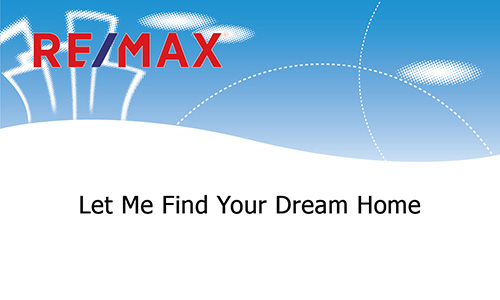 Cheerful Clouds Remax Business Card - Design #101331