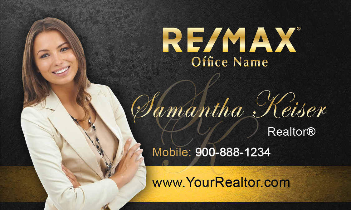 Black remax business card design 101511 cheaphphosting Choice Image