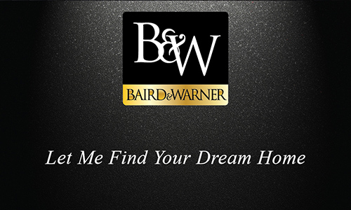 Black Baird Warner Business Card - Design #125051