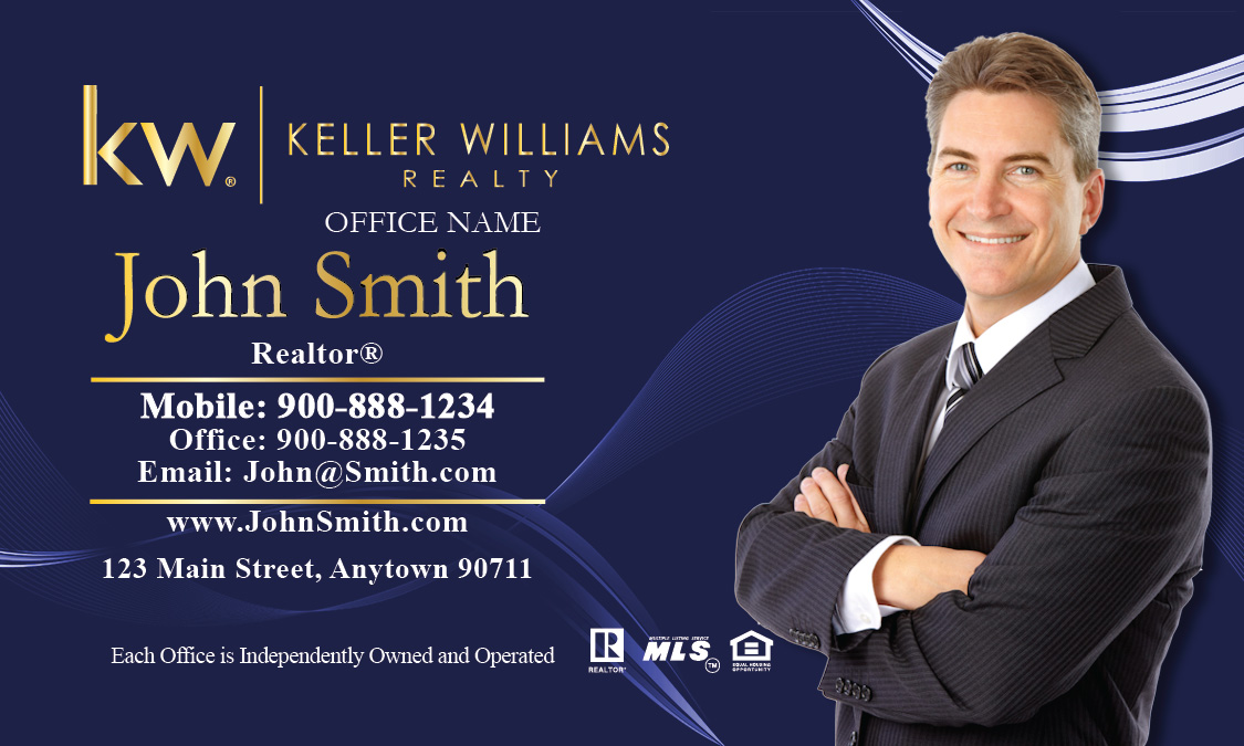 Real Estate Business Cards   Free Realtor Templates