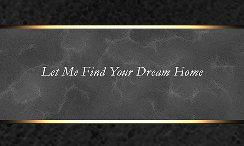 Gray Crye Leike Realtors Business Card - Design #134052