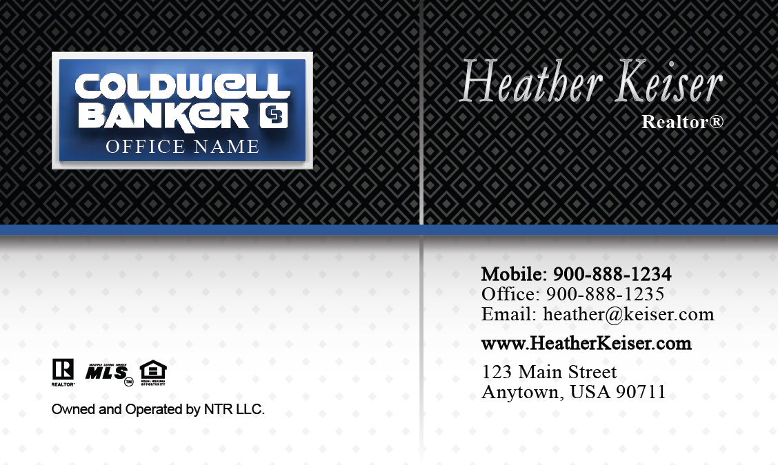 Coldwell Banker Business Cards Related Keywords