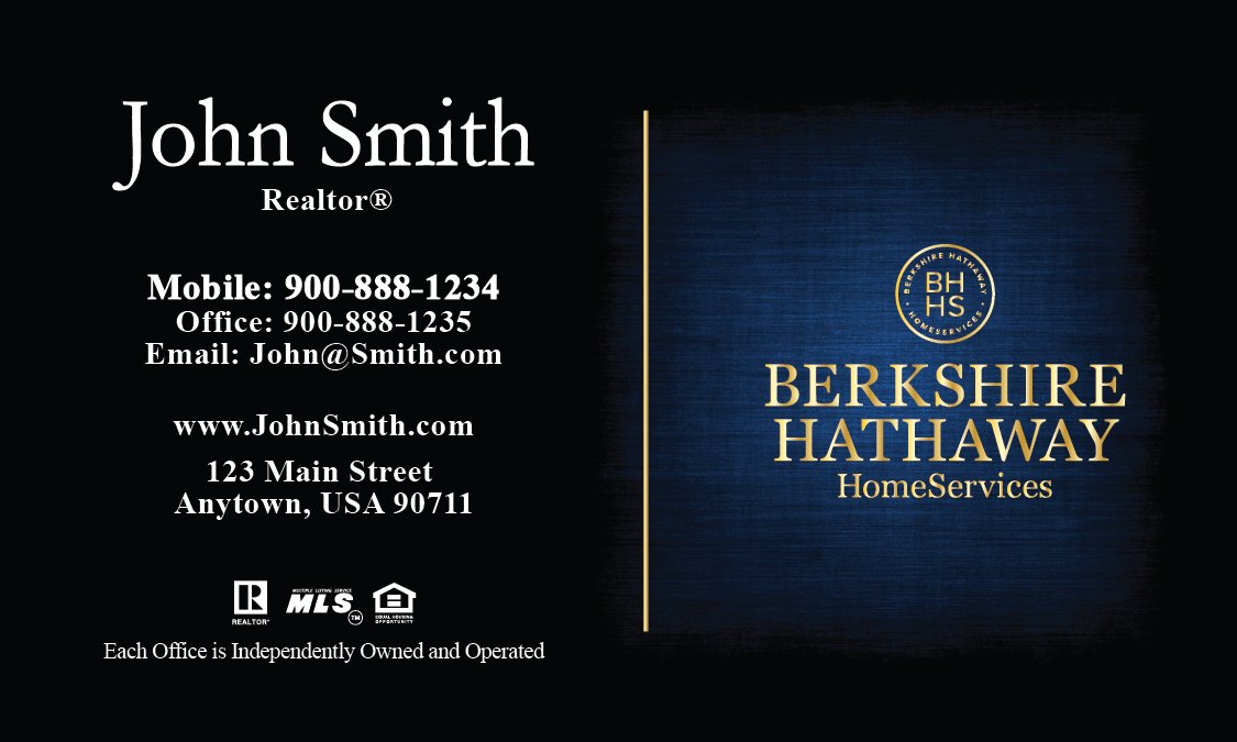 Berkshire hathaway business cards templates printifycards blue berkshire hathaway business card design 108072 colourmoves