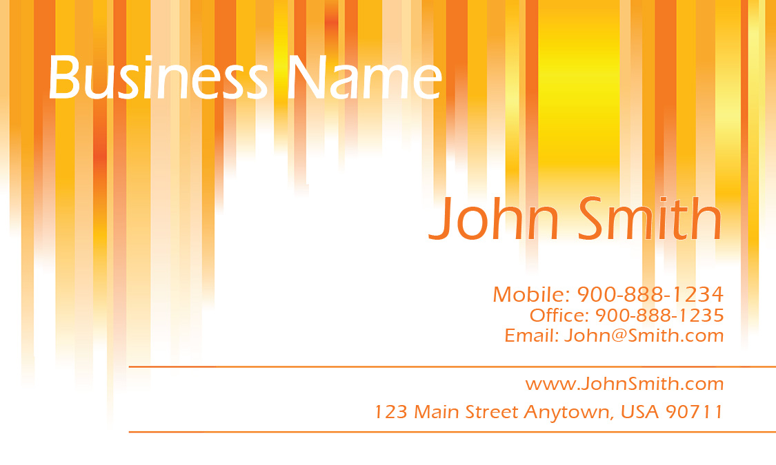 yellow painting business card design 1701031 - Painting Business Cards