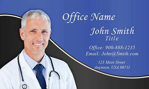 Heart Surgeon Business Card - Design #301261