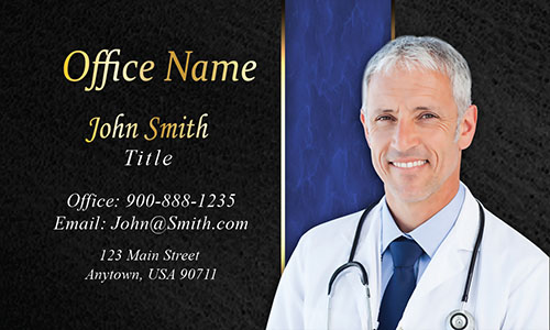 Plastic Surgeon Business Card - Design #301281