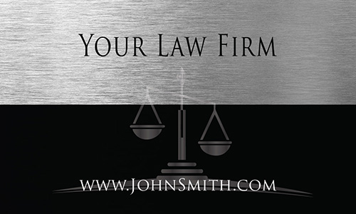 Attorney and Law Office Business Cards | Lawyer and Legal Design Ideas