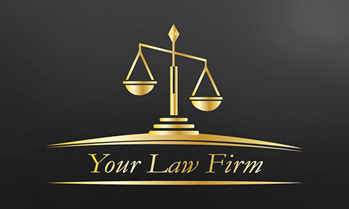 Legal Visiting Business Card - Design #401262
