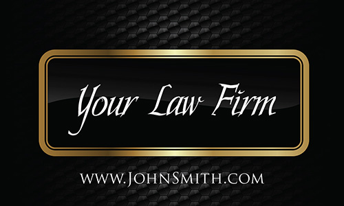 DUI DWI Attorney Business Card - Design #401281