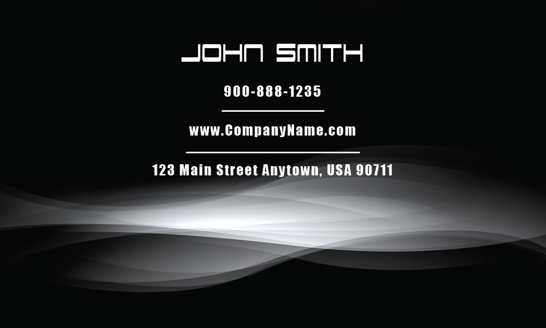 Modern Automotive Business Card - Design #501141