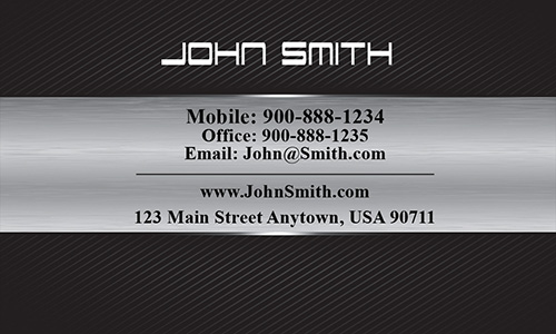 Modern Repair Automotive Business Card - Design #501171