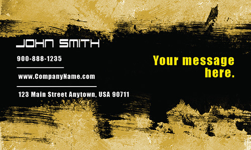 Cool Automotive Business Card - Design #501241