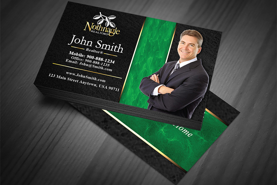 Nothnagle Realtors Agent Business Cards