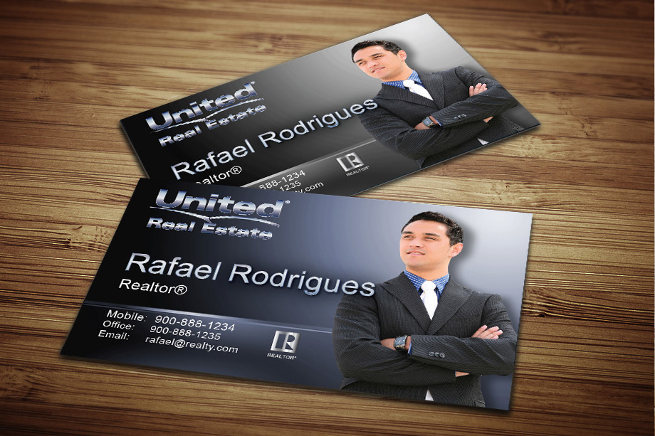 Real estate agent business cards etamemibawa real estate agent business cards flashek Images